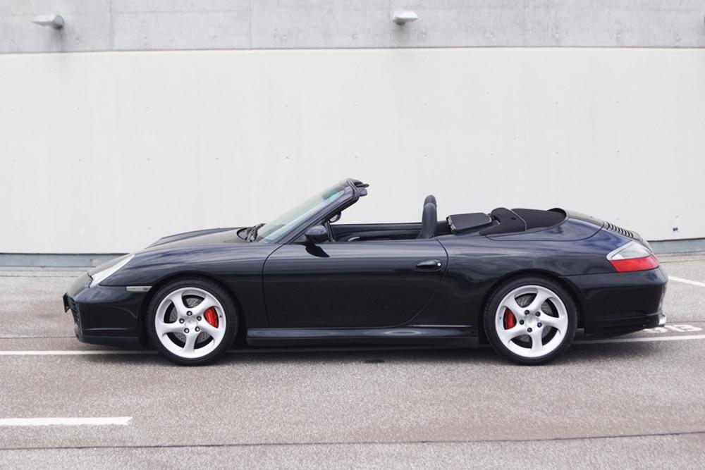 porsche 996 4s cabrio nic sportwagen. Black Bedroom Furniture Sets. Home Design Ideas