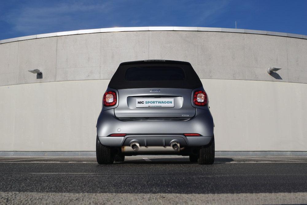 Smart Cabrio BRABUS NIC Sportwagen